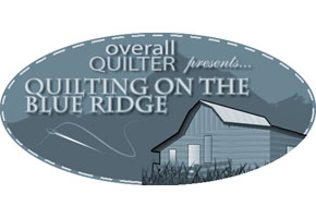 Quilting on the Blue Ridge