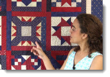 Post image for Video 35: Patriotic Block of the Month – Block #3